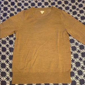 J crew factory Tippi sweater